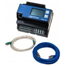 Анализатор параметров электроэнергии (щитовой) UMG 604E