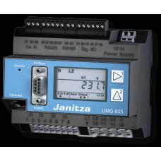 Анализатор качества электроэнергии (щитовой) UMG 605