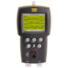 BetaGauge 321A Калибратор давления 15 PSI (1 Bar) и 1500 PSI (100 Bar) (0,025%, тройной экран: вх1, вх2, темп.)