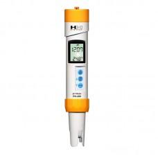 pH метр PH-200 профессиональный влагостойкий с измерением температуры