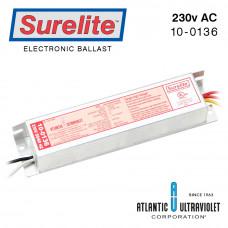 Ремонт балластов 10-0136 УФ систем ТМ  ATLANTIC UV (США) моделей SANITRON: S17A,S23A,S37C,S50C