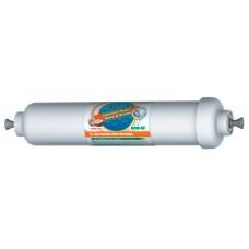 Aquafilter AICRO-QC. Картридж с активированным углём из скорлупы кокосовых орехов,  быстроразъёмное соединение
