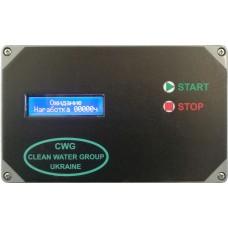 Управляющий контроллер CWG RO- HIGH для систем обратного осмоса любой производительности с датчиком электро проводимости