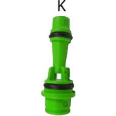 Clack Инжектор для WS1 K cветло зеленый ( V3010-1K )