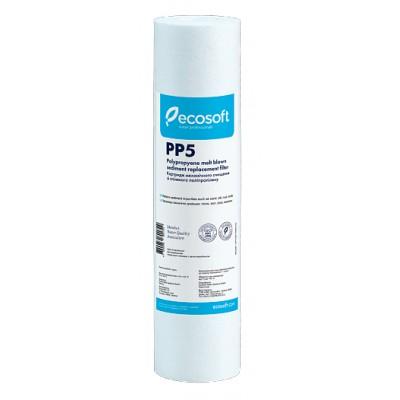 Ecosoft CPV25101ECO Картридж полипропиленовый механической очистки 1мкм 2,5х10