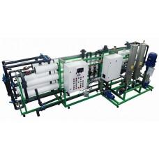 CWG RO30-T830 система обратного осмоса Q=30м³/ч; мембрана: Totay