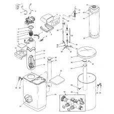 Ecowater Transformer 240v-24v 10va (europe) ( ARE001 )