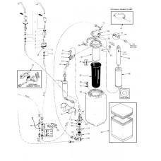 Ecowater ADAPTOR ASM (replaces 7064144) ( 7207734 )