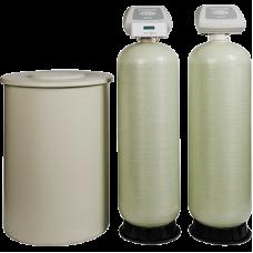 Умягчитель Ecowater 5130 Duplex 17х58 Qmax=11,4м³/час; Vфм=113л