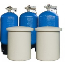 Умягчитель Ecowater 5102 Triplex 17х58 Qmax=27м³/час; Vфм=85л