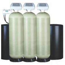 Умягчитель Ecowater 5130 Triplex 17х58 Qmax=17,1м³/час; Vфм=113л