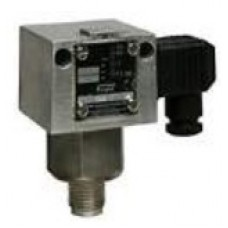 Реле давления для жидкости и газов, серия DCM. 0.04…0.25 бар, IP54, SPDT, 250В. гистерезис настраивается