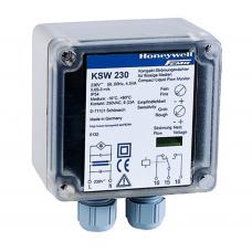 Электронное реле протока для воздуха. 0.05…3.0 м/с, Релейный выход (SPDT), 24В, 10(2)А, -10…+85 °С, IP65, длинна погужной части 45 мм, max рабочее давление 30 бар, резьбовое соединение 1/2