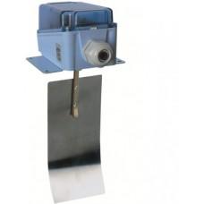 Механическое реле протока для воздуха и неагресивних газов 2.5…9.2 м/с, Релейный выход (SPDT), 250В, 15(8)А, темп. среды 85 °С, IP65