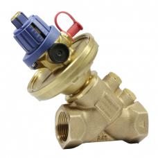 балансировочный клапан Kombi-AUTO для динамического балансирования гидравлических систем, DN15, PN16, 20…+130 °C, 40…1700 л/год, 50…350 мбар