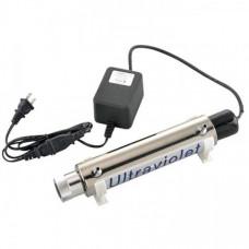 Snxin UV-0,5GPM УФ система P=6Вт, Q=0,1 м³/час при 40 мДж/см²