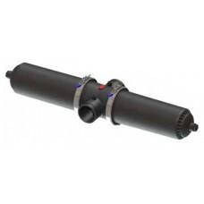"""Aytok DD3 фильтр дисковый 3"""" короткий гидроциклон ручной пластиковый 50 м³/час (20-50-100-125-200 мкм)"""