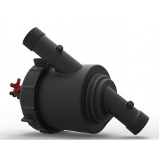 """Aytok EKO-E фильтр сетчатый 2"""" ручной пластиковый 25 м³/час (20-50-100-125 мкм)"""