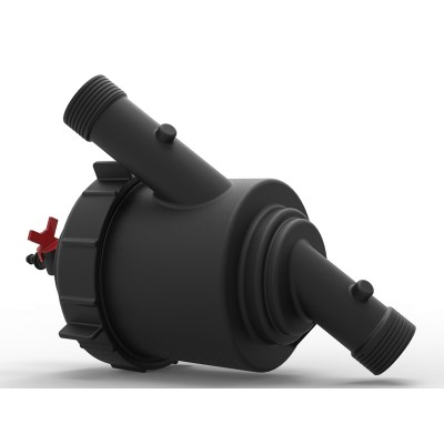 """Aytok EKO-D фильтр дисковый 2"""" ручной пластиковый 25 м³/час (20-50-100-125 мкм)"""