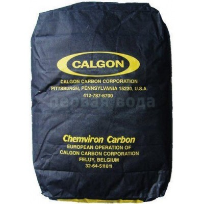 CalgonCarbon 607C 14x40 уголь кокосовый отмытый (25кг)