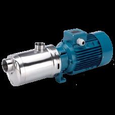 Calpeda MXHLM 206 (код: 63330061000) моноблочный горизонтальный многоступенчатый насос нерж. AISI 316 1,1КВт, 1 фаза