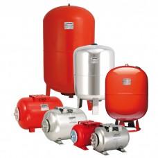 Гидроаккумуляторы для систем водоснабжения Насосы плюс оборудование HT100
