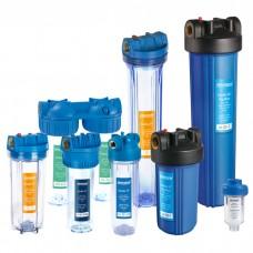 Системы очистки воды Насосы плюс оборудование 2FE-10-1, двойная, прозрачная