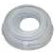 """AquaFilter Белый эластичный полиэтиленовый шланг 1/4"""", бухта длиной 50 мп."""