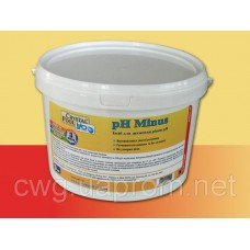 Crystal Pool Средство снижения уровня pH Crystal Pool pH Minus 5 кг Харьков