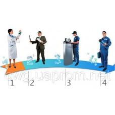 CWG Ukraine Консультация по выбору оборудования для очистки воды