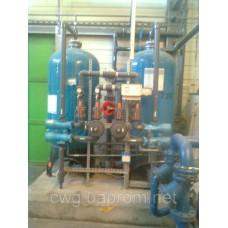 CWG Ukraine Обслуживание промышленных фильтров для воды