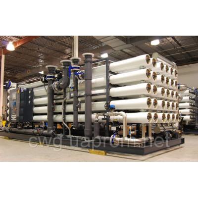 Диагностика систем обратного осмоса производительностью до 0,5 м³/ч