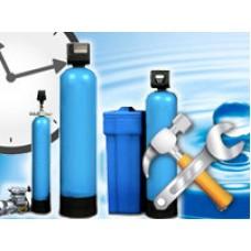 AquaFilter Диагностика установок фильтрации воды