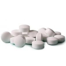Соль таблетированная таблетка 10-15грамм (мешок 25кг)