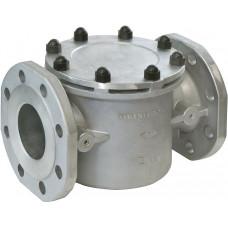 Mertik Maxitrol Газовый фильтр GF150MF, фланцевый ДУ 150, Pmax 6 bar