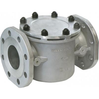 Mertik Maxitrol Газовый фильтр GF150MF, фланцевый ДУ 150, Pmax 6 barB