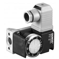 DUNGS Датчик-реле давления GW 10 A6 Ag-G3-MS9-V0-VS3 fa-se 1P (231112)